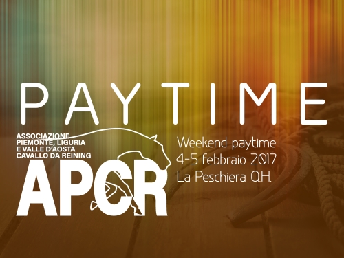 Weekend paytime APCR 2017