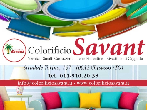 Colorificio Savant