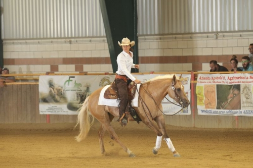 MATURITY IRHA & NRHA APCR RIDE JULY RIDE 2019 - BREGNI ISABELLA & GD MISS GOOD WHIZ score 139,5